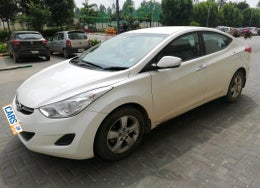2013 Hyundai New Elantra BASE 1.6
