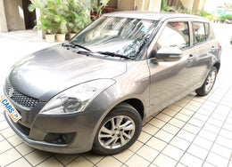 2014 Maruti Swift ZXI