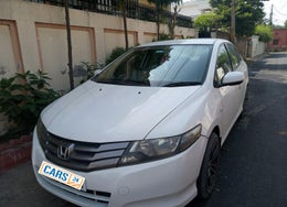 2010 Honda City S MT PETROL