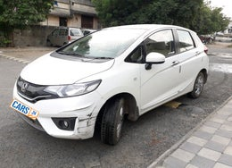 2018 Honda Jazz 1.2 V MT
