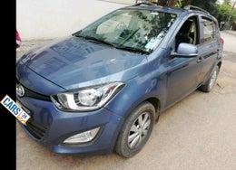 2012 Hyundai i20 SPORTZ 1.2 VTVT