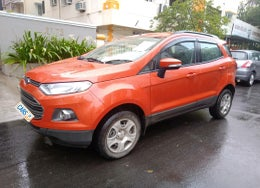 2017 Ford Ecosport 1.0 TREND+ (ECOBOOST)