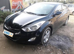 2013 Hyundai New Elantra 1.6 SX AT