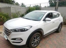 2018 Hyundai Tucson New 2WD AT GLS PETROL