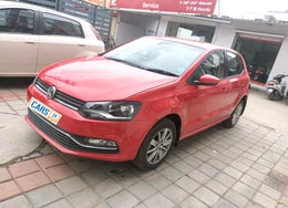 2017 Volkswagen Polo HIGHLINE1.2L PETROL