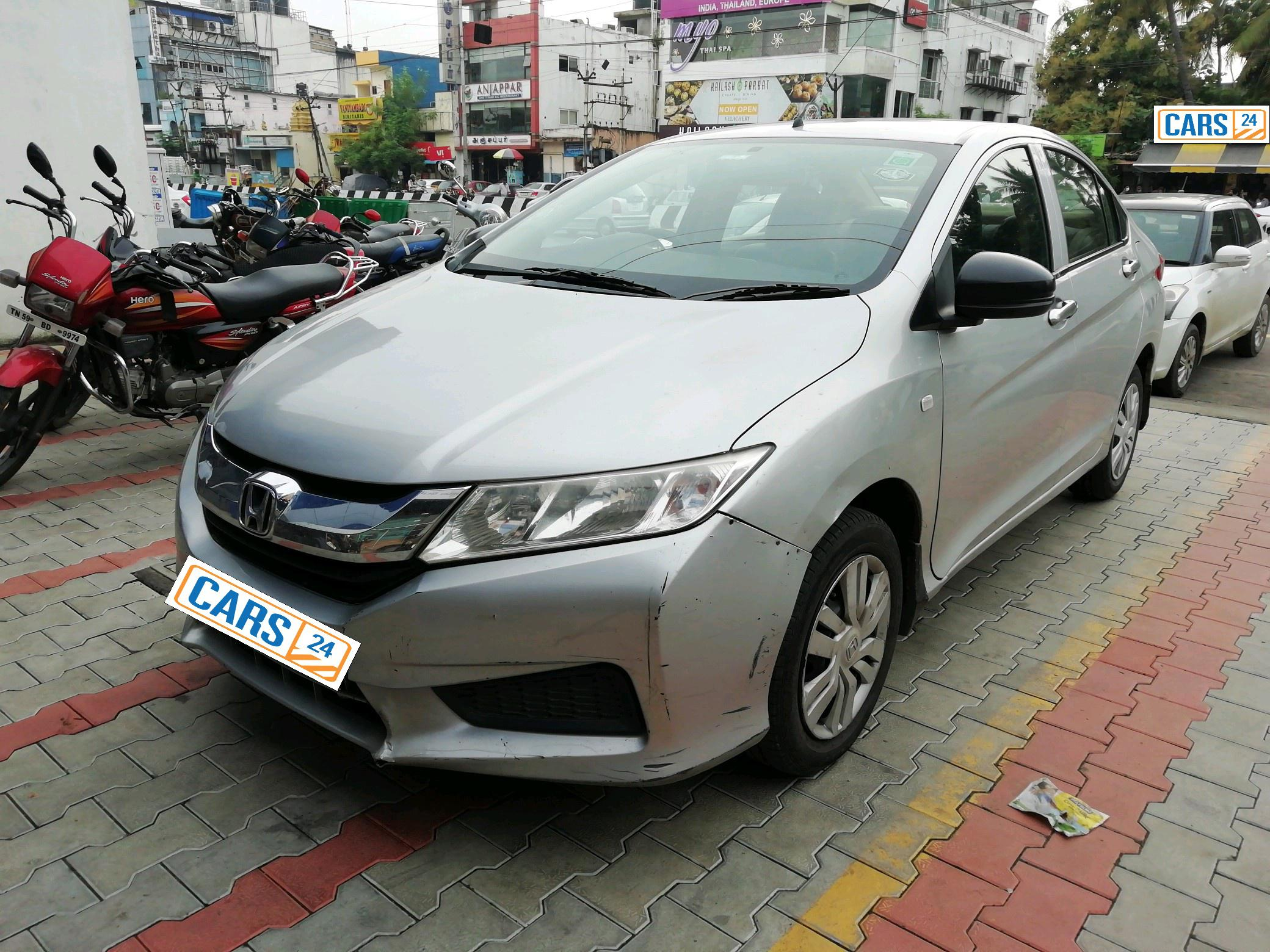 Buy Used Honda City In Undefined Cars24