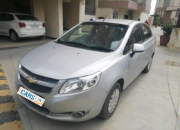 2015 Chevrolet Sail 1.2 LS ABS