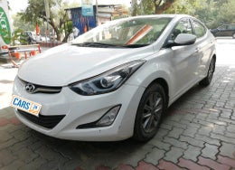 2015 Hyundai New Elantra 1.6 SX AT