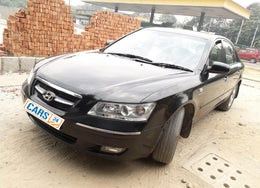 2006 Hyundai Sonata Embera 2.4 AT LEATHER
