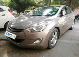 2014 Hyundai New Elantra 1.6 SX AT