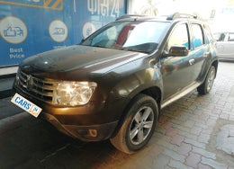 2014 Renault Duster 85 PS RXE DIESEL ADVENTURE