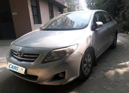 2008 Toyota Corolla Altis  VL AT