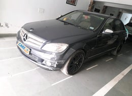 2008 Mercedes Benz C Class 200 K ELEGANCE AT