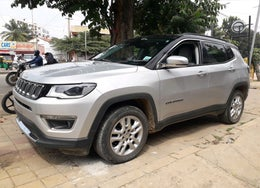 2018 Jeep Compass LIMITED 2.0 4*4