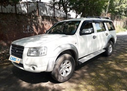 2007 Ford Endeavour XLT 4X2