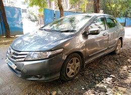 2008 Honda City S AT