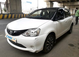 2016 Toyota Etios Liva VD LIMITED EDITION
