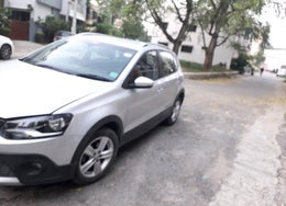 2016 Volkswagen Cross Polo HIGHLINE PETROL