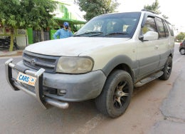 2007 Tata Safari 4X2 EX DICOR BS III
