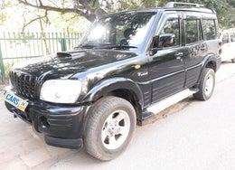 2008 Mahindra Scorpio VLX BS III