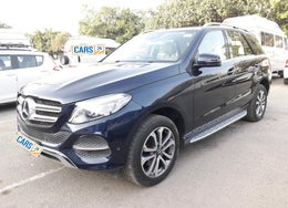 2017 Mercedes Benz GLE 250 D4 MATIC