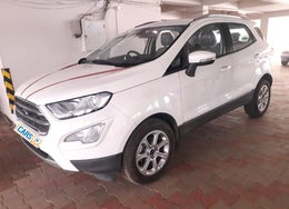 2019 Ford Ecosport 1.5 TITANIUM PLUS TI VCT AT
