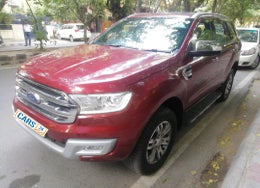 2016 Ford Endeavour 3.2l 4X4 AT Titanium