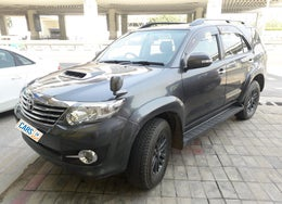 2015 Toyota Fortuner 3.0 AT 4X4