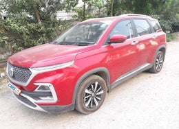 2019 MG HECTOR SMART DCT PETROL