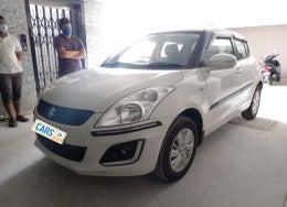 2016 Maruti Swift ZXI