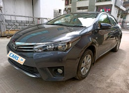 2015 Toyota Corolla Altis G AT