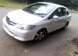 2008 Honda City ZX 1.5 EXI