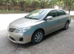 2012 Toyota Corolla Altis 1.8 J Limited Edition