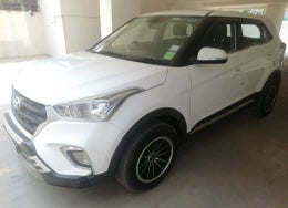 2019 Hyundai Creta 1.6 E + VTVT
