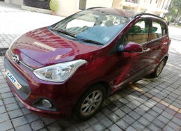2014 Hyundai Grand i10 ASTA 1.2 AT VTVT