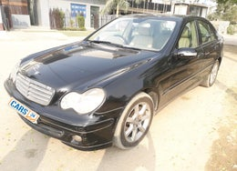 2006 Mercedes Benz C Class 200K AT