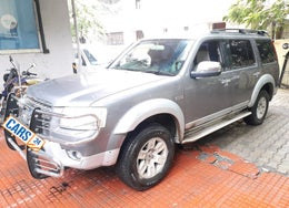 2008 Ford Endeavour