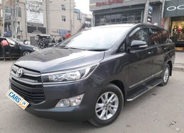 2017 Toyota Innova Crysta 2.8 GX AT 7 STR