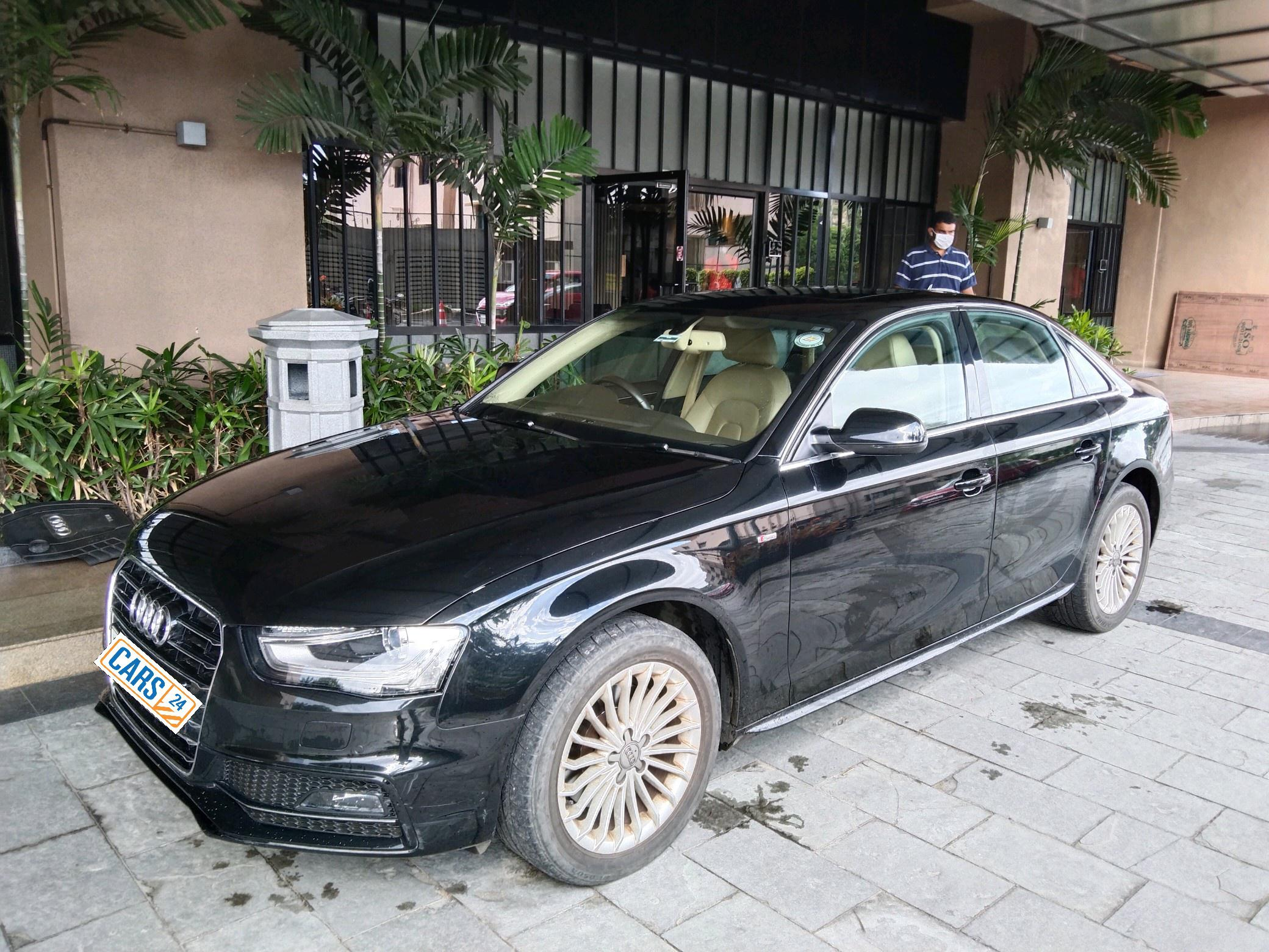 Buy Used Audi A4 In Chennai Cars24