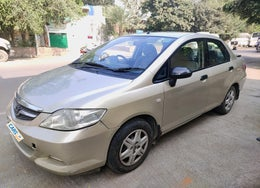 2006 Honda City ZX 1.5 EXI