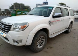 2010 Ford Endeavour 2.5L 4X2
