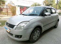 2010 Maruti Swift VXI