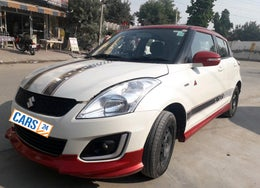 2015 Maruti Swift VDI Glory edition