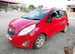 2010 Chevrolet Beat LT OPT PETROL