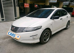 2010 Honda City 1.5 E MT PETROL