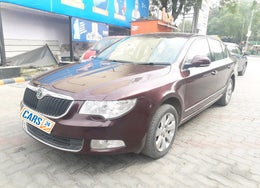 2009 Skoda Superb ELEGANCE TDI 2.0 AT