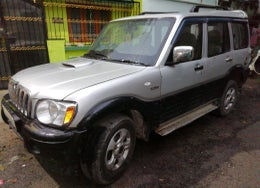 2005 Mahindra Scorpio DX 2.6 TURBO 7 STR