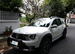 2018 Renault Duster RXS CVT 106 PS