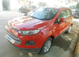 2014 Ford Ecosport 1.5 TREND TI VCT
