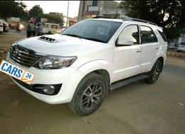 2016 Toyota Fortuner 3.0 AT 4X2